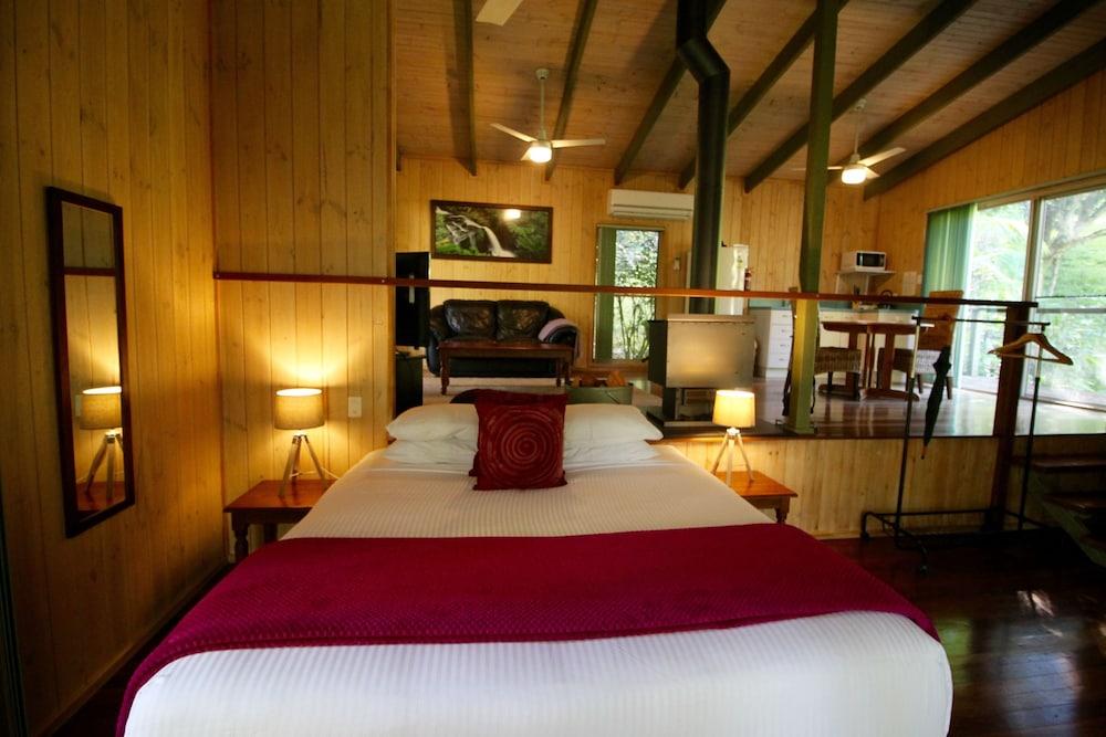 콘달릴라 에코 리조트(Kondalilla Eco Resort) Hotel Image 9 - Guestroom