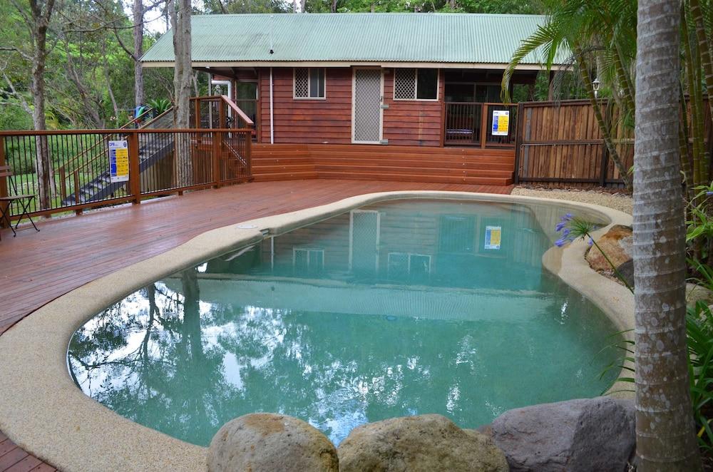 콘달릴라 에코 리조트(Kondalilla Eco Resort) Hotel Image 1 - Pool