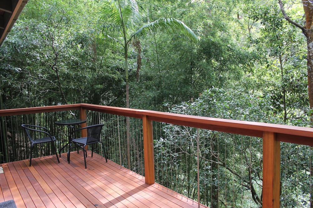 콘달릴라 에코 리조트(Kondalilla Eco Resort) Hotel Image 79 - Balcony