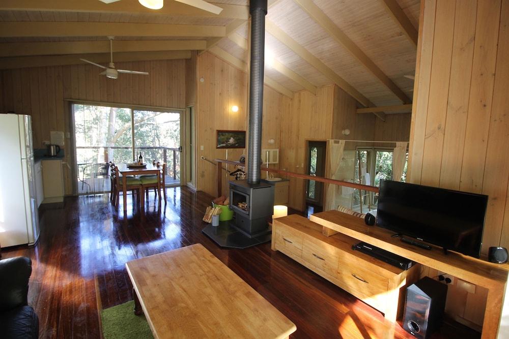 콘달릴라 에코 리조트(Kondalilla Eco Resort) Hotel Image 64 - Living Room