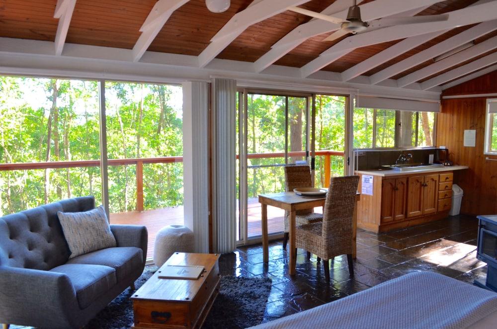 콘달릴라 에코 리조트(Kondalilla Eco Resort) Hotel Image 62 - Living Area