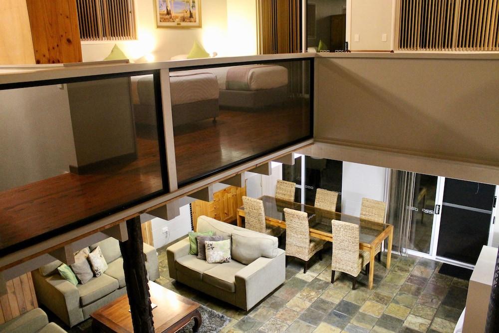 콘달릴라 에코 리조트(Kondalilla Eco Resort) Hotel Image 54 - Living Area