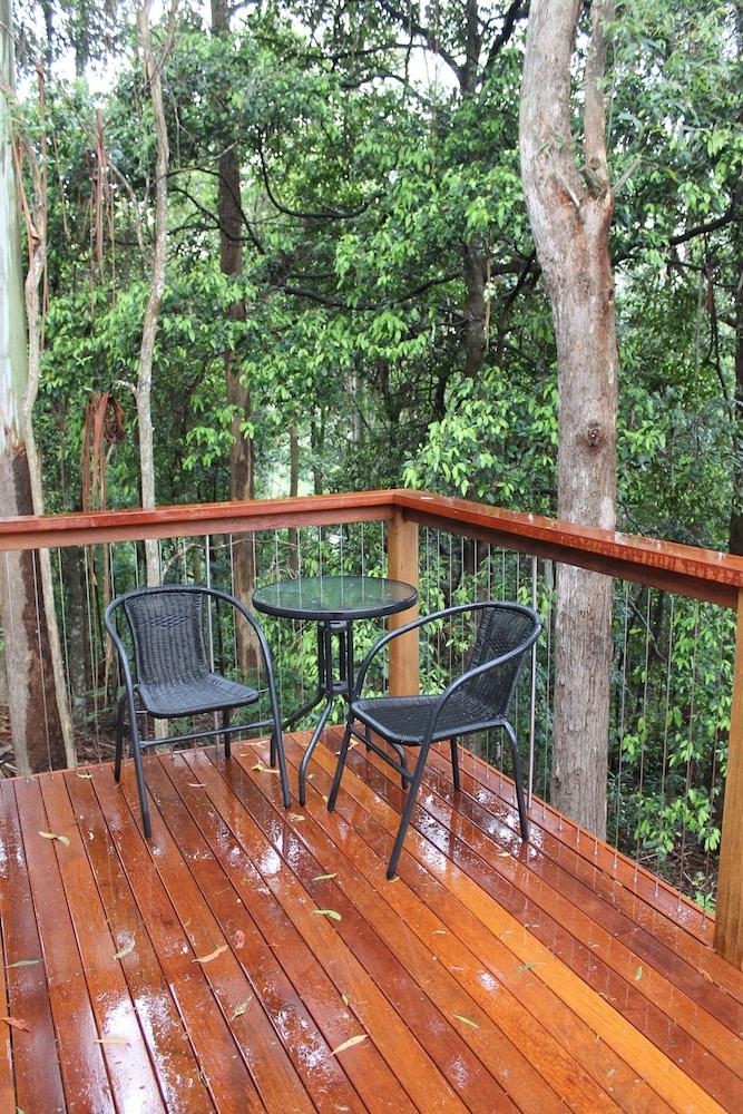 콘달릴라 에코 리조트(Kondalilla Eco Resort) Hotel Image 77 - Balcony