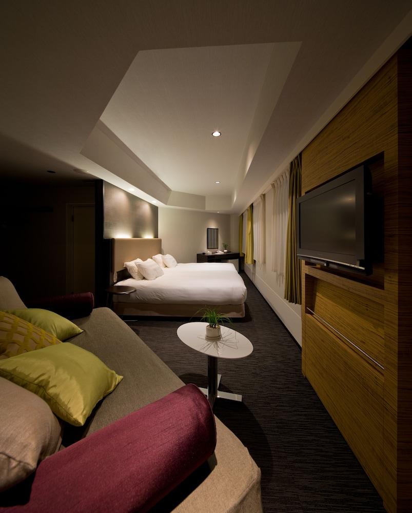 E 호텔 히가시 신주쿠(E Hotel Higashi Shinjuku) Hotel Image 57 - Living Area
