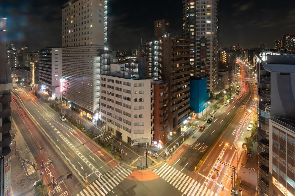 E 호텔 히가시 신주쿠(E Hotel Higashi Shinjuku) Hotel Image 82 - City View