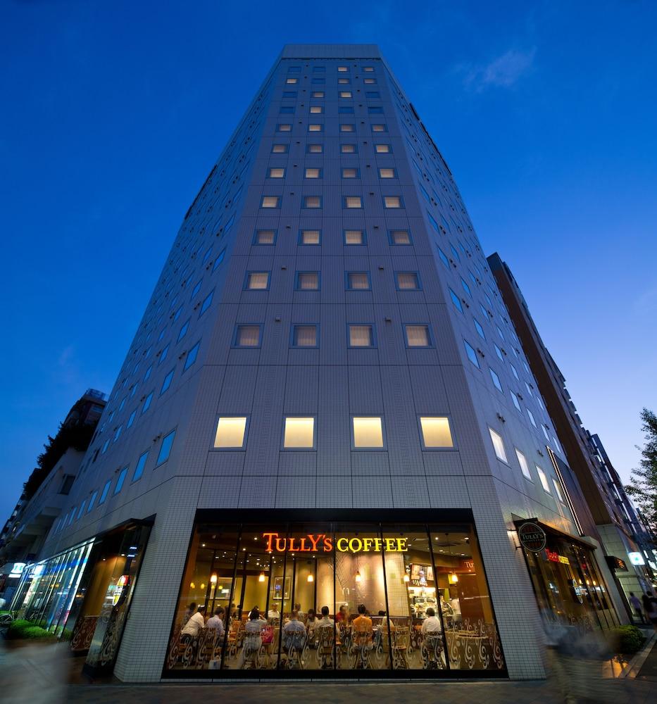 E 호텔 히가시 신주쿠(E Hotel Higashi Shinjuku) Hotel Image 75 - Hotel Front - Evening/Night