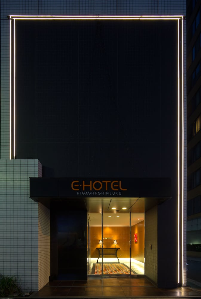 E 호텔 히가시 신주쿠(E Hotel Higashi Shinjuku) Hotel Image 74 - Hotel Entrance