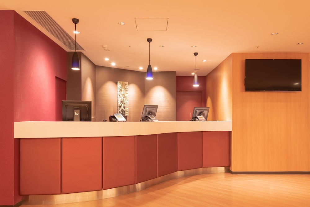 E 호텔 히가시 신주쿠(E Hotel Higashi Shinjuku) Hotel Image 6 - Reception