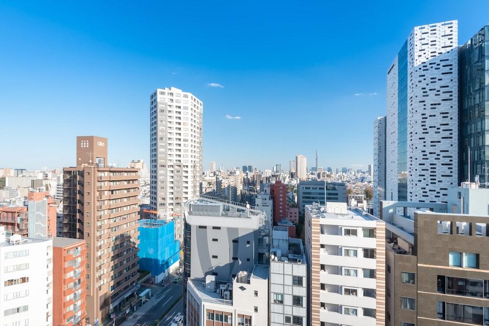 E 호텔 히가시 신주쿠(E Hotel Higashi Shinjuku) Hotel Image 83 - City View