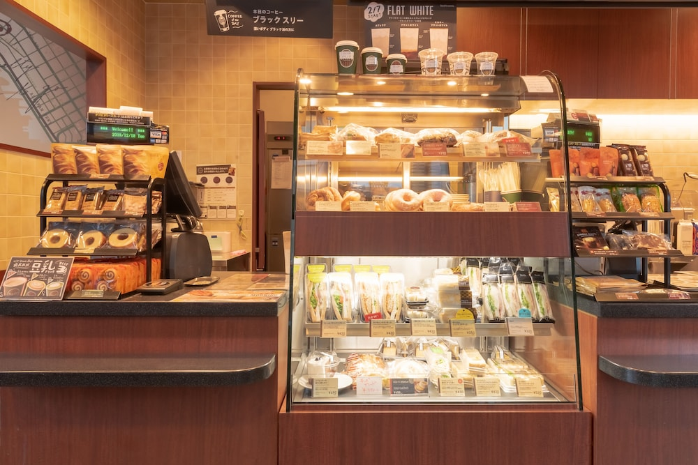 E 호텔 히가시 신주쿠(E Hotel Higashi Shinjuku) Hotel Image 60 - Cafe