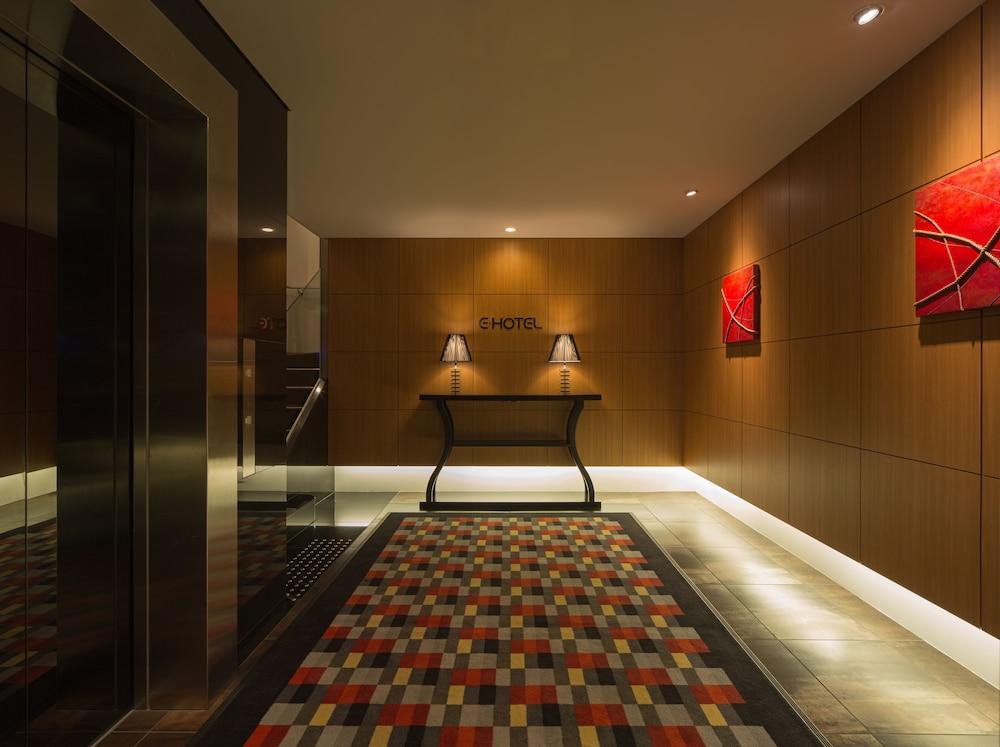E 호텔 히가시 신주쿠(E Hotel Higashi Shinjuku) Hotel Image 68 - Hallway