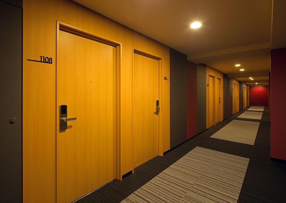 E 호텔 히가시 신주쿠(E Hotel Higashi Shinjuku) Hotel Image 66 - Hallway