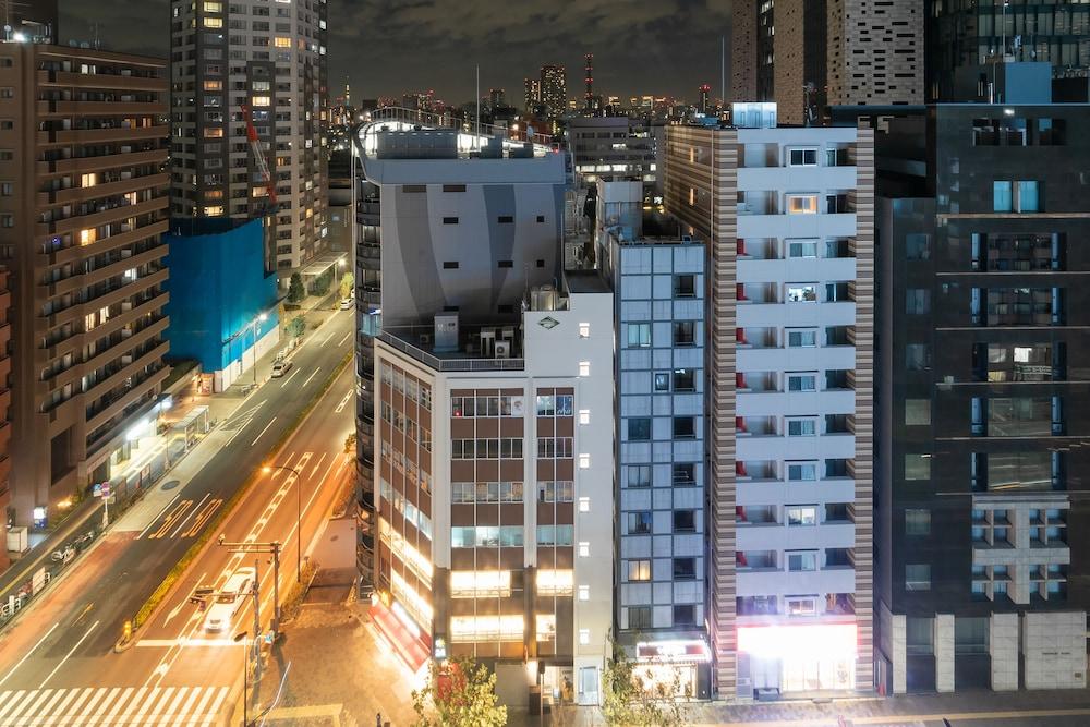 E 호텔 히가시 신주쿠(E Hotel Higashi Shinjuku) Hotel Image 85 - City View