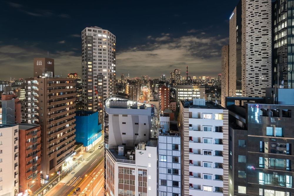 E 호텔 히가시 신주쿠(E Hotel Higashi Shinjuku) Hotel Image 86 - City View