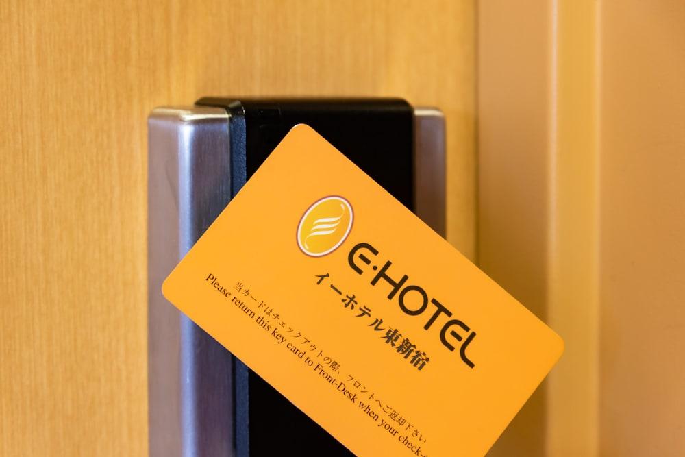 E 호텔 히가시 신주쿠(E Hotel Higashi Shinjuku) Hotel Image 39 - Guestroom