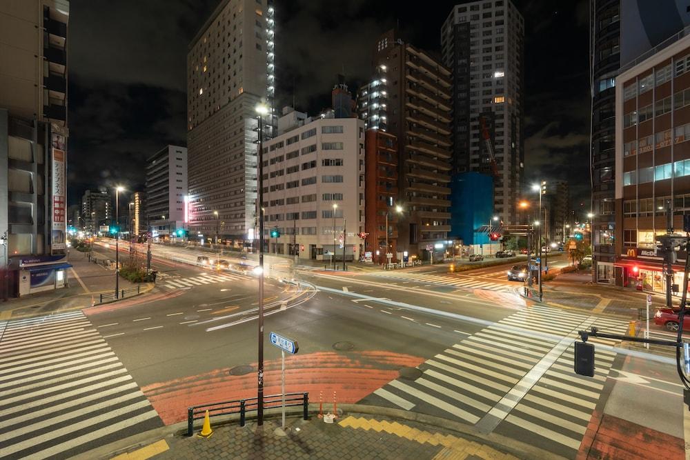 E 호텔 히가시 신주쿠(E Hotel Higashi Shinjuku) Hotel Image 87 - City View