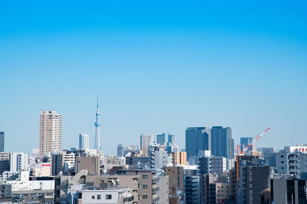 E 호텔 히가시 신주쿠(E Hotel Higashi Shinjuku) Hotel Image 88 - City View