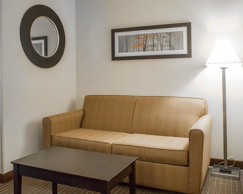 컴포트 스위트(Comfort Suites) Hotel Image 8 - Guestroom
