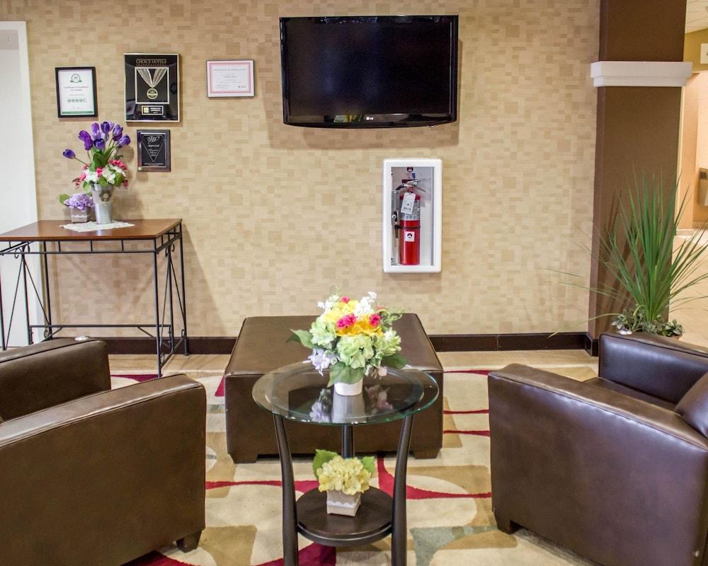 컴포트 스위트(Comfort Suites) Hotel Image 1 - Lobby