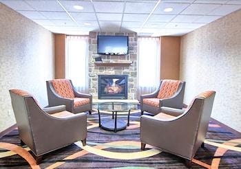 컴포트 스위트(Comfort Suites) Hotel Image 26 - Hotel Lounge