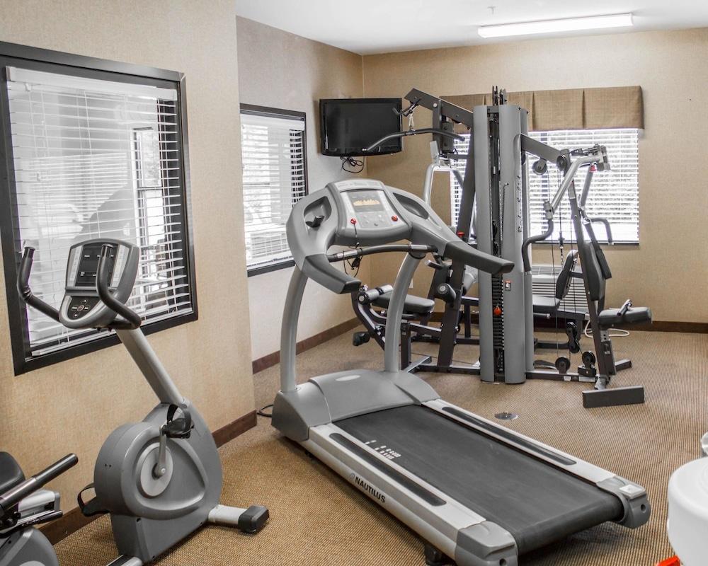 컴포트 스위트(Comfort Suites) Hotel Image 21 - Fitness Facility