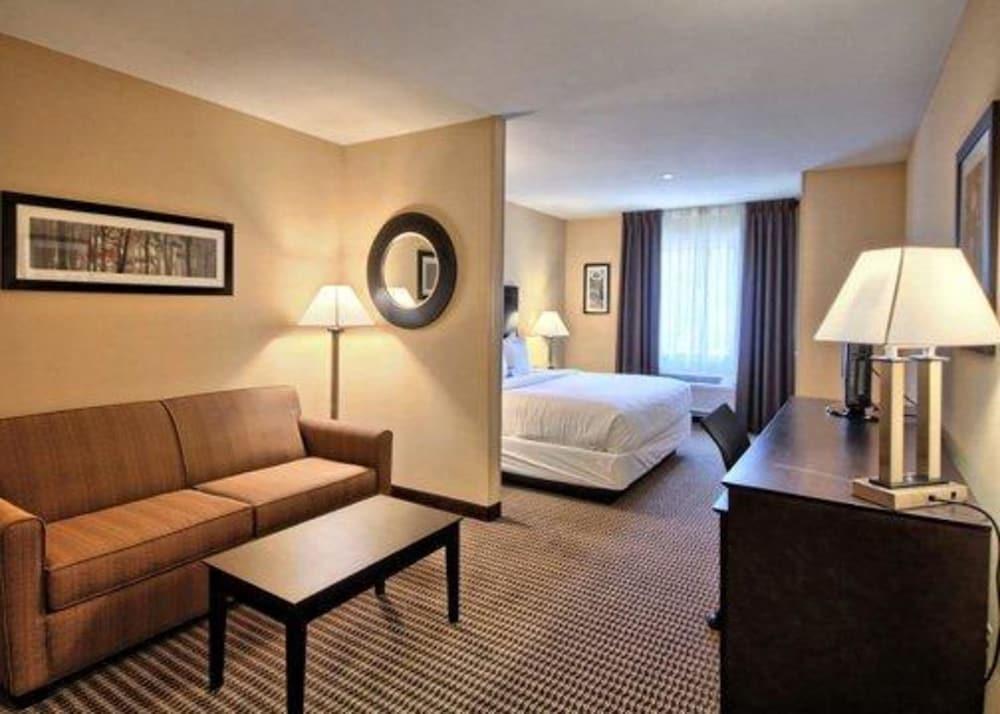컴포트 스위트(Comfort Suites) Hotel Image 9 - Guestroom
