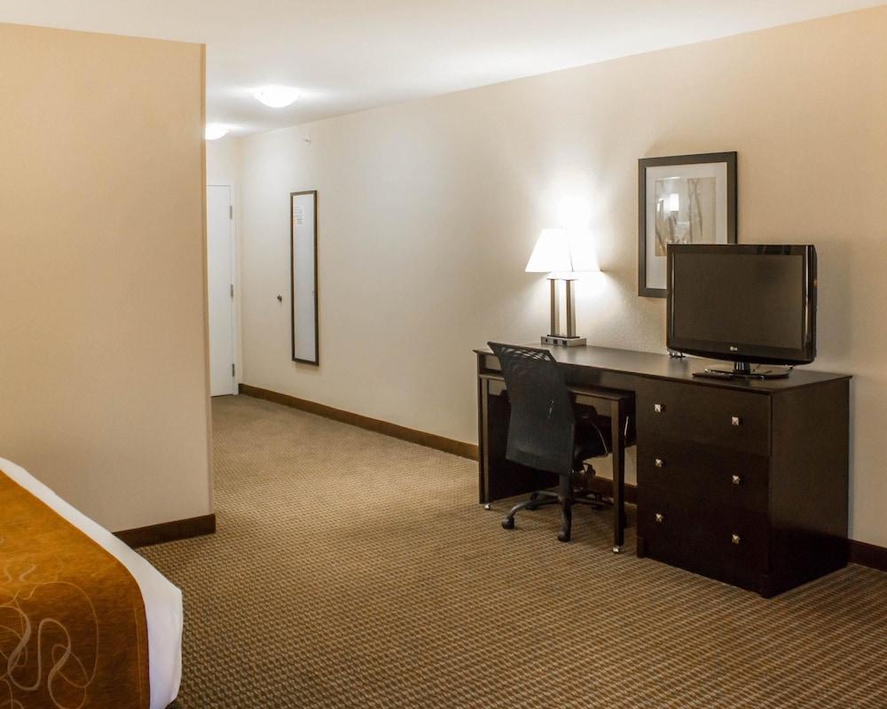 컴포트 스위트(Comfort Suites) Hotel Image 12 - Guestroom