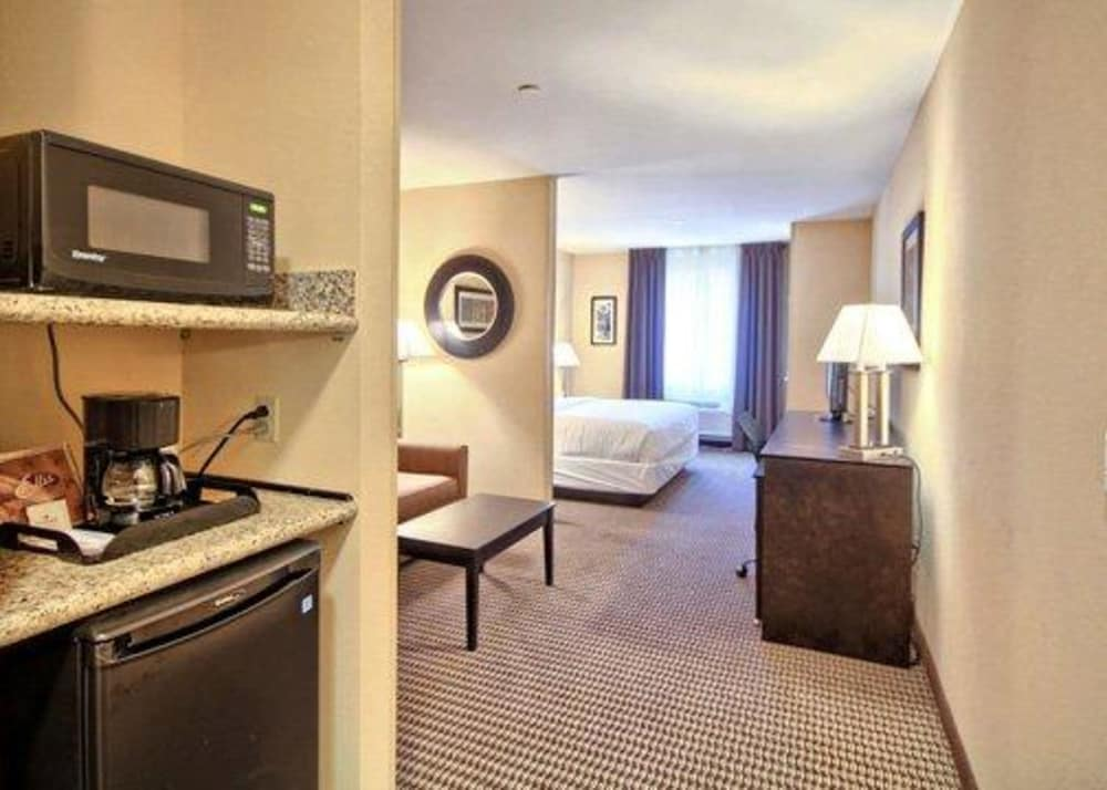 컴포트 스위트(Comfort Suites) Hotel Image 15 - Guestroom