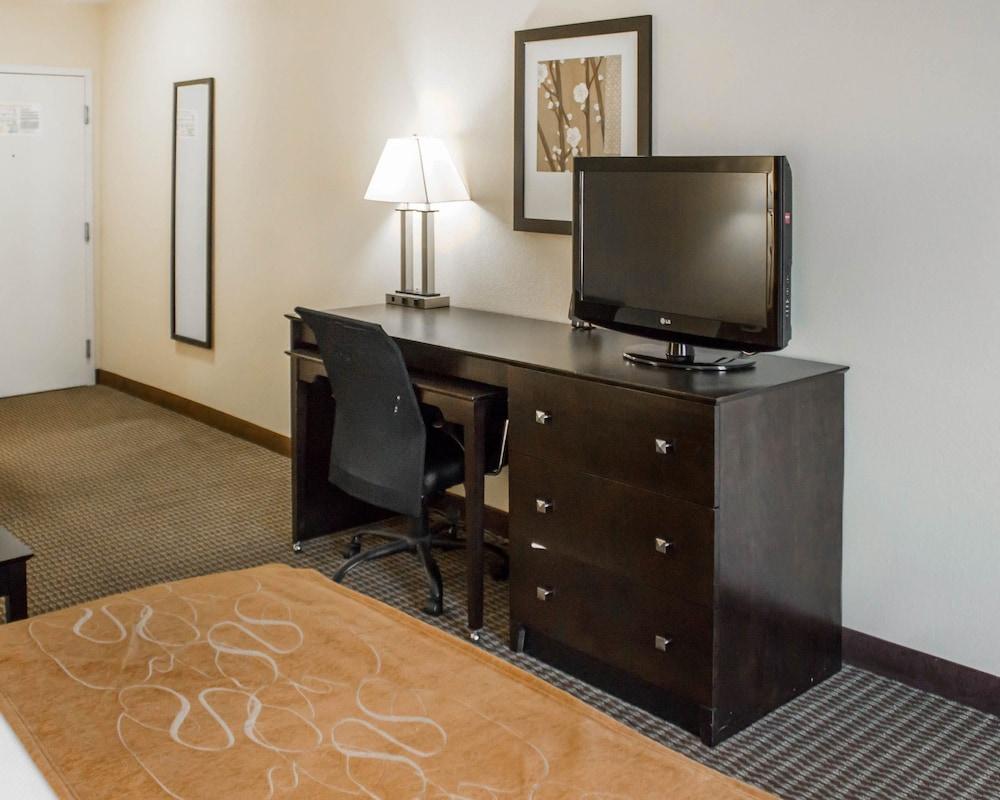 컴포트 스위트(Comfort Suites) Hotel Image 32 - Guestroom