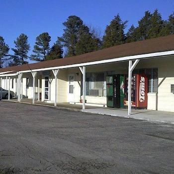 Crescent Motel Franklinton - Hotel Front  - #0