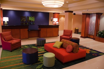 Hotel - Fairfield Inn & Suites Holiday Tarpon Springs