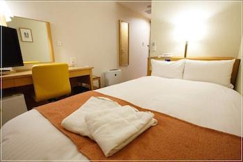 セミダブル 禁煙 Bed Size(123cm×190cm)|博多フローラルイン中洲