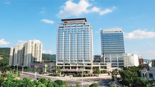 . Crowne Plaza Zhongshan Wing on City