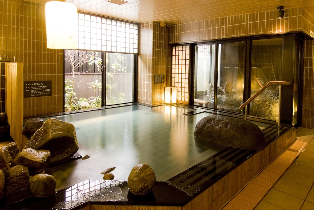 도미 인 하카타 기온 내추럴 핫 스프링(Dormy Inn Hakata Gion Natural Hot Spring) Hotel Thumbnail Image 18 - Spa