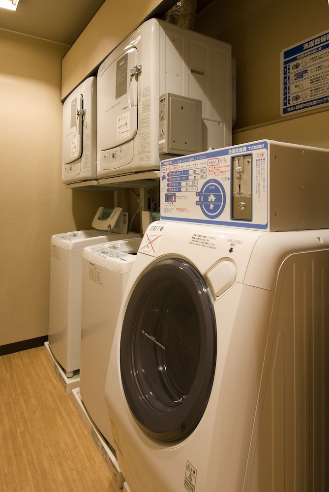 도미 인 하카타 기온 내추럴 핫 스프링(Dormy Inn Hakata Gion Natural Hot Spring) Hotel Image 28 - Laundry Room