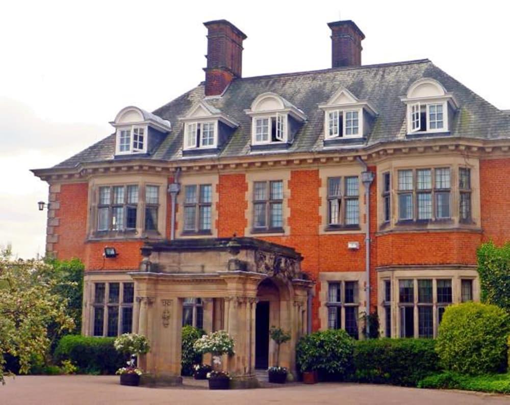던처치 파크 호텔(Dunchurch Park Hotel) Hotel Image 24 - Hotel Front