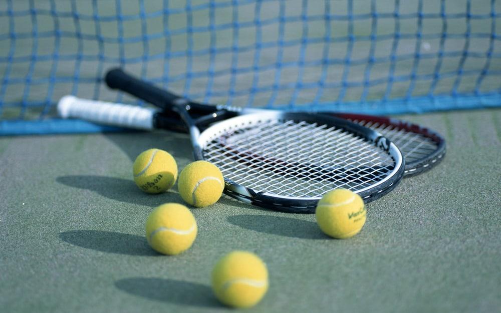 던처치 파크 호텔(Dunchurch Park Hotel) Hotel Image 13 - Tennis Court