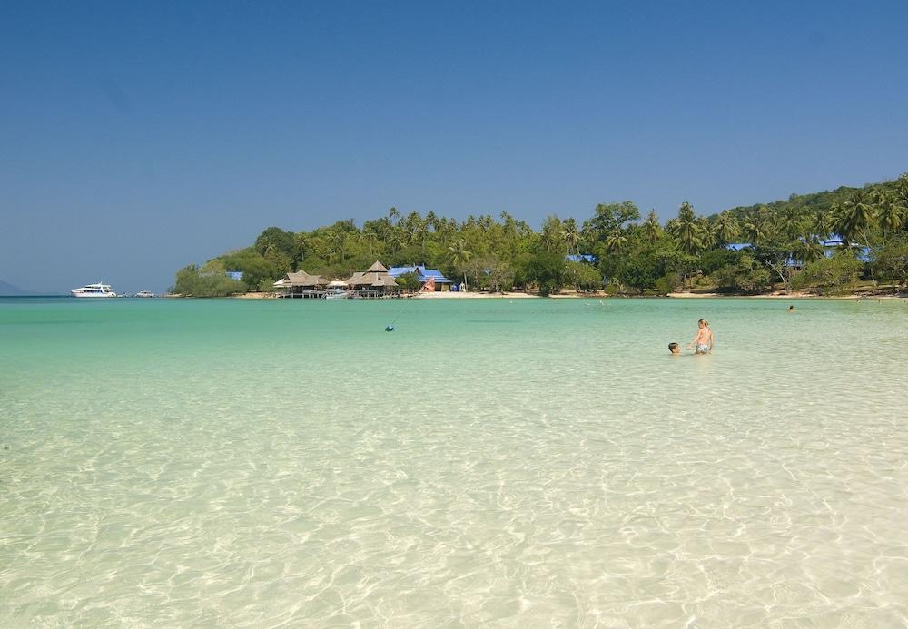 코 탈루 아일랜드 리조트(Koh Talu Island Resort) Hotel Image 3 - View from Hotel