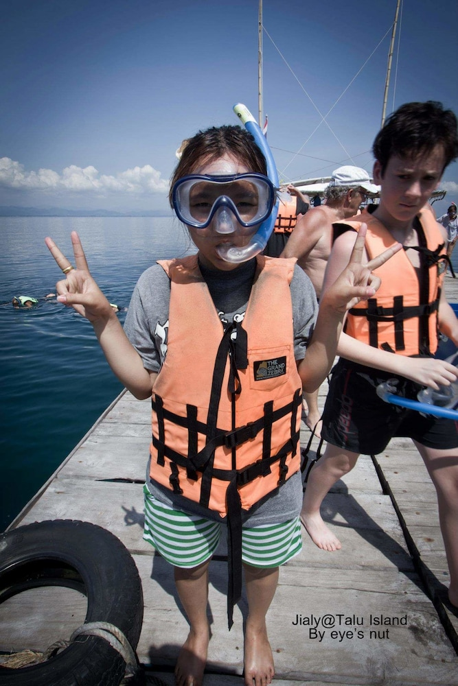 코 탈루 아일랜드 리조트(Koh Talu Island Resort) Hotel Image 40 - Boating