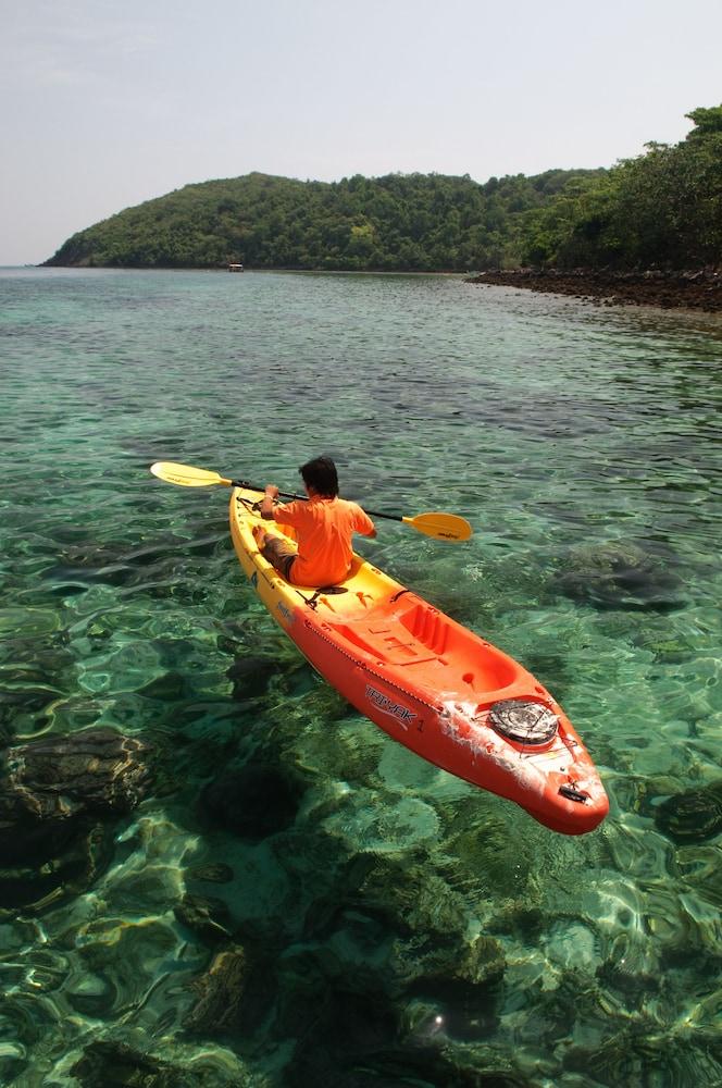 코 탈루 아일랜드 리조트(Koh Talu Island Resort) Hotel Image 36 - Sports Facility