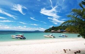 코 탈루 아일랜드 리조트(Koh Talu Island Resort) Hotel Image 58 - Beach