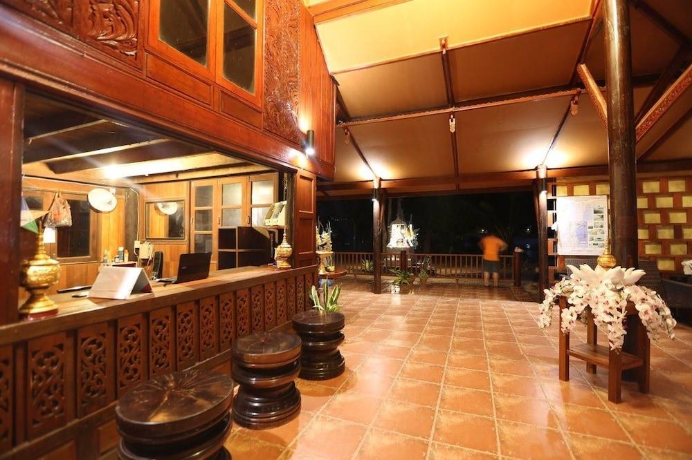 코 탈루 아일랜드 리조트(Koh Talu Island Resort) Hotel Image 4 - Reception