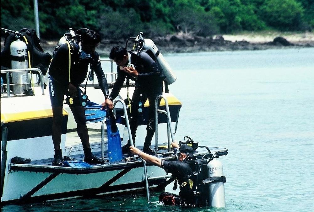 코 탈루 아일랜드 리조트(Koh Talu Island Resort) Hotel Image 39 - Boating
