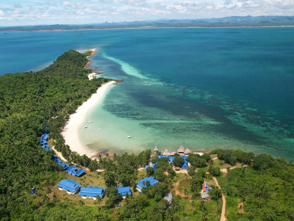 코 탈루 아일랜드 리조트(Koh Talu Island Resort) Hotel Image 85 - View from Hotel