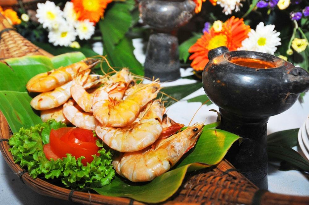 코 탈루 아일랜드 리조트(Koh Talu Island Resort) Hotel Image 45 - Restaurant