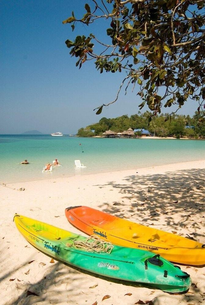 코 탈루 아일랜드 리조트(Koh Talu Island Resort) Hotel Image 64 - Beach