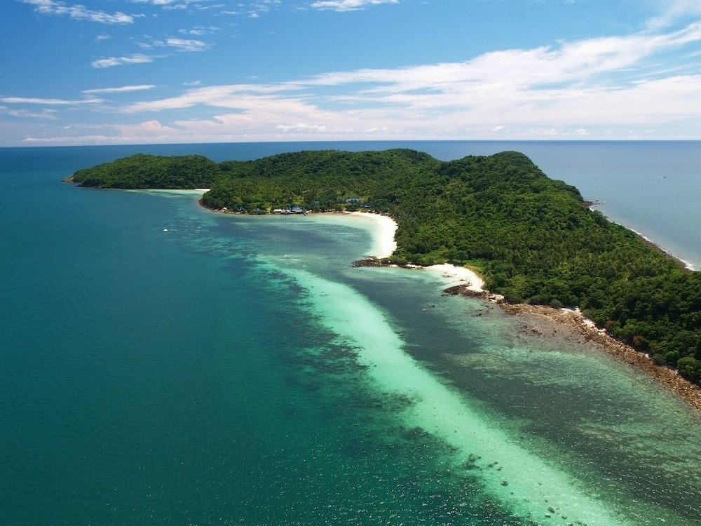 코 탈루 아일랜드 리조트(Koh Talu Island Resort) Hotel Image 80 - Aerial View