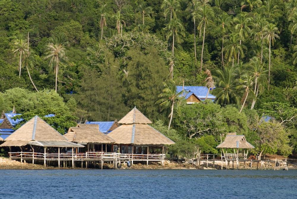 코 탈루 아일랜드 리조트(Koh Talu Island Resort) Hotel Image 44 - Restaurant