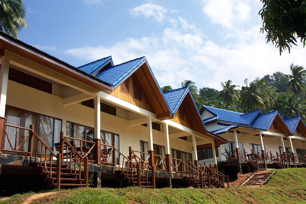 코 탈루 아일랜드 리조트(Koh Talu Island Resort) Hotel Image 26 - Balcony