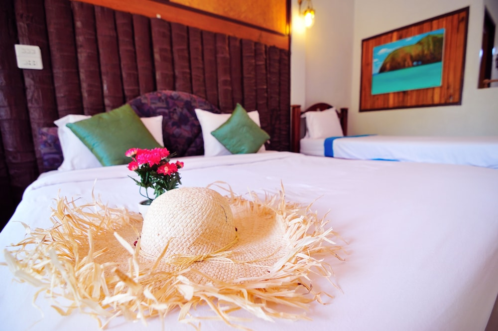 코 탈루 아일랜드 리조트(Koh Talu Island Resort) Hotel Image 17 - Guestroom